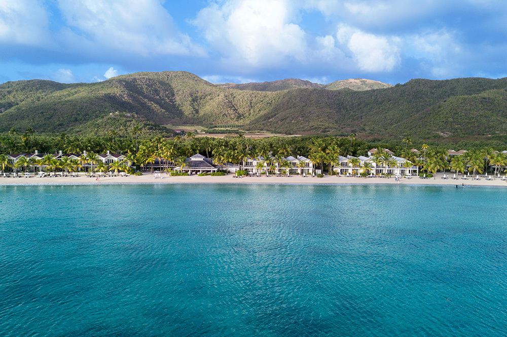 The Mountain View at Carlisle Bay in Antigua, Caribbean