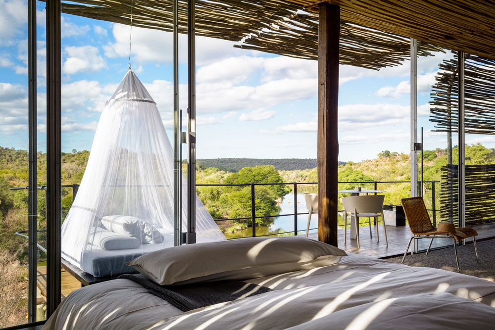 Singita Lebombo Lodge Suite view