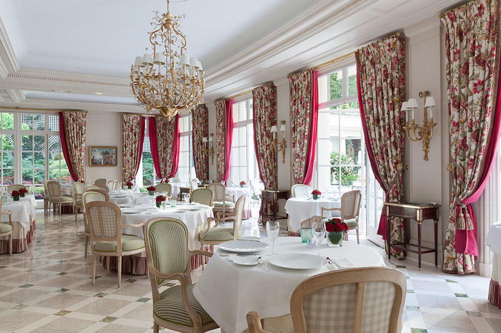 Le Bristol Paris   Deluxe Paris Hotel   Hideaway Report