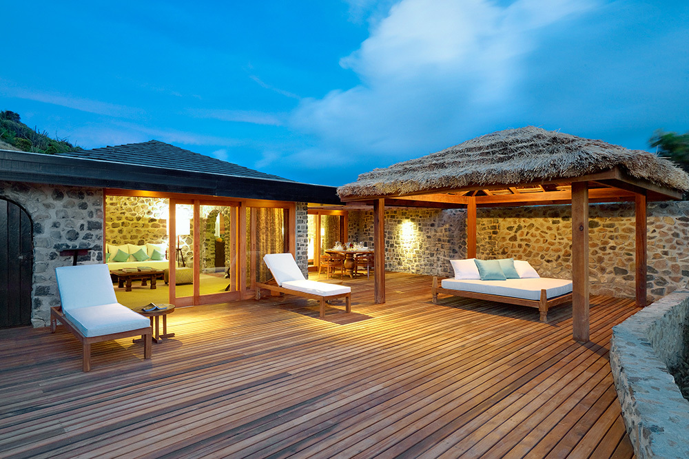 Petit St Vincent Private Island Resort