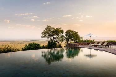 Singita Sasakwa Lodge Pool