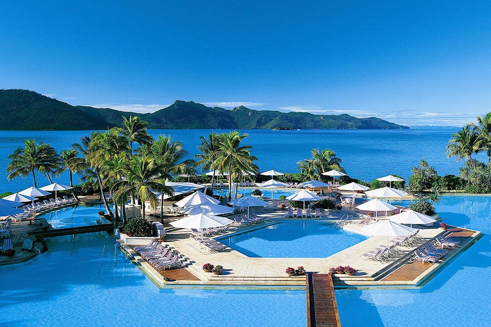Hayman Island: Luxury Hotel In Great Barrier Reef Australia