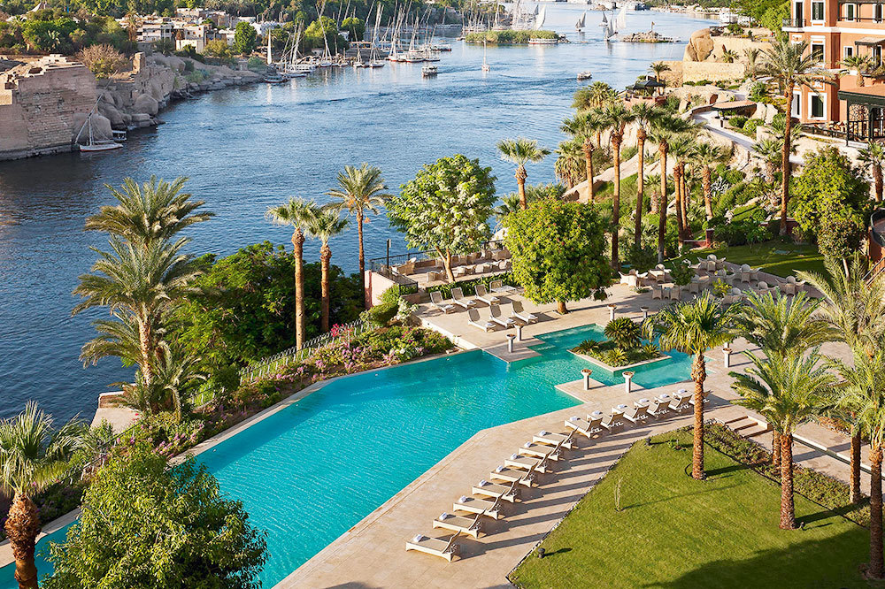 Sofitel Legend Old Cataract Aswan Palace Hotel Hideaway Report