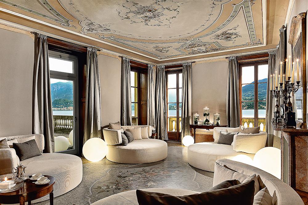 Grand Hotel Tremezzo Luxury Hotel In Italian Lakes Italy