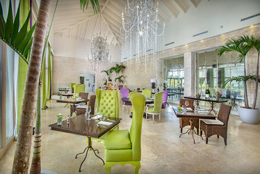 The Mediterraneo Restaurant at Eden Roc at Cap Cana