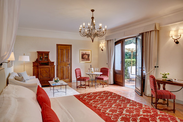 Room 61 at Belmond Villa San Michele in Florence, Italy