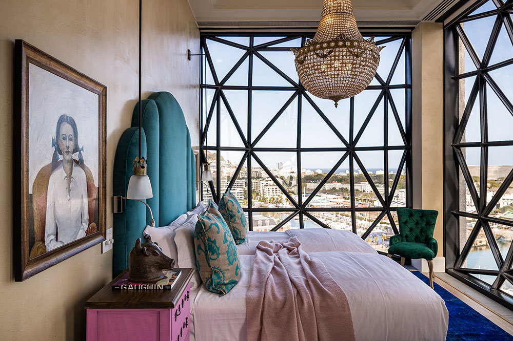 The Royal Suite at The Silo in Cape Town, South Africa