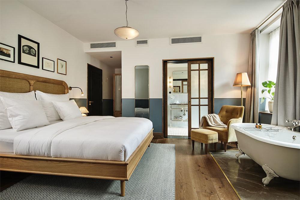Hotel Sanders Copenhagen Boutique Property Hideaway Report
