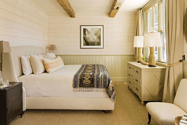 The Marcellina Bedroom at Scarp Ridge Lodge in Crested Butte, Colorado