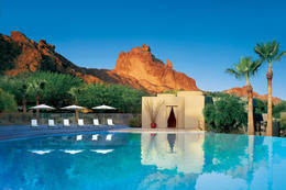 Sanctuary On Camelback Mountain Resort