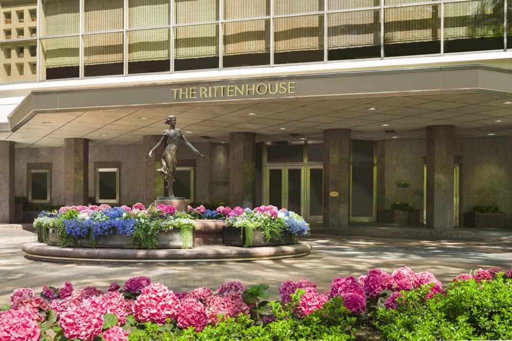 The Rittenhouse Luxury Hotel In Philadelphia Pennsylvania