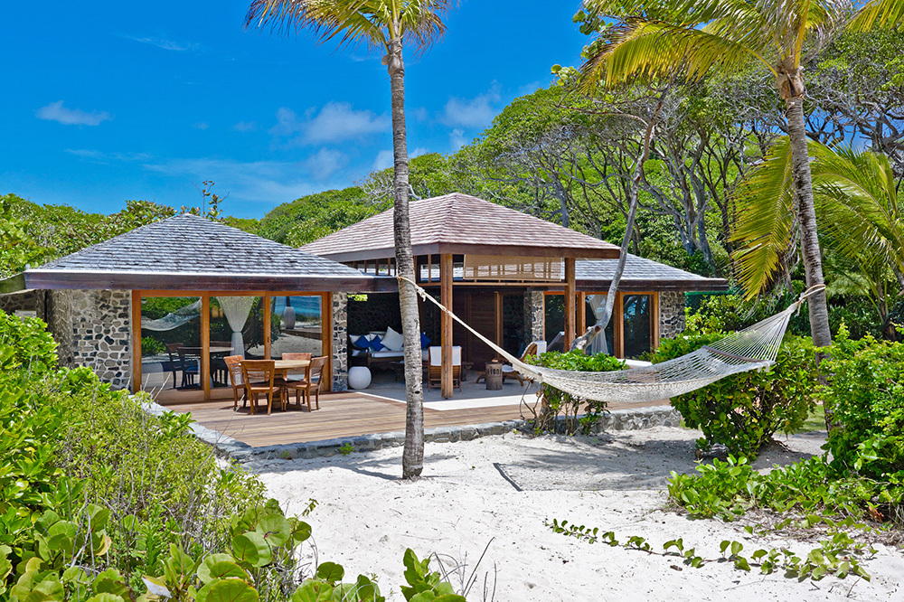 A Two Bedroom Beach Villa at Petit St. Vincent on Petit St. Vincent Private Island, Saint Vincent and the Grenadines