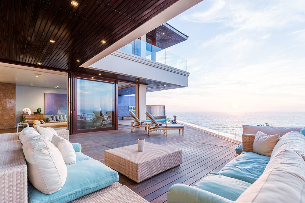 Villa One at Ellerman House in Cape Town