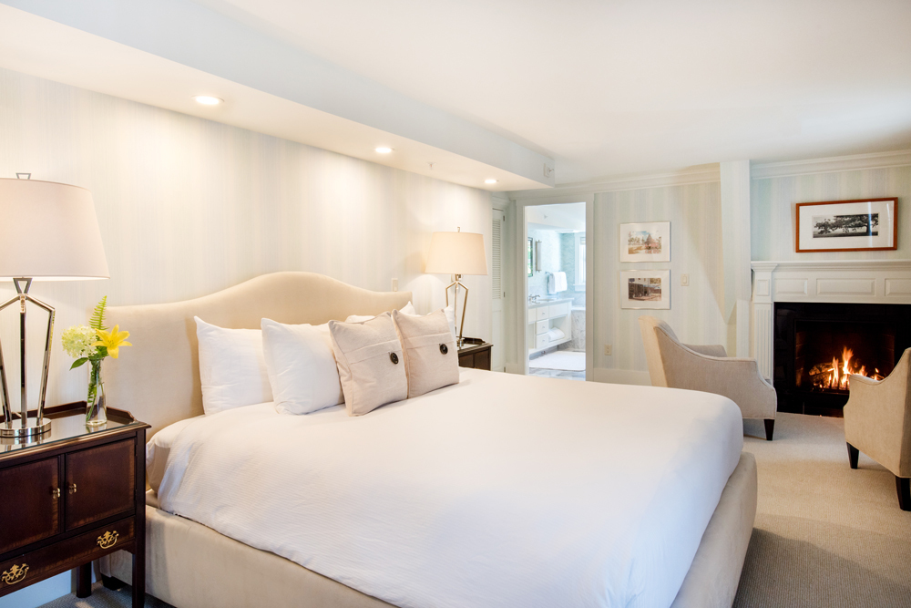 The White Barn Inn and Spa Bedroom