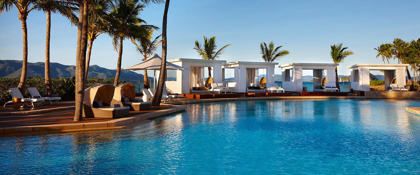 Hayman Island Luxury Hotel In Great Barrier Reef Australia