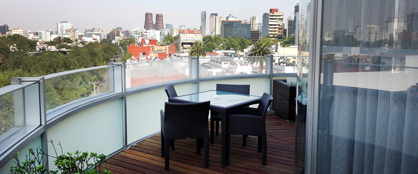 Mexico City Luxury Hotel