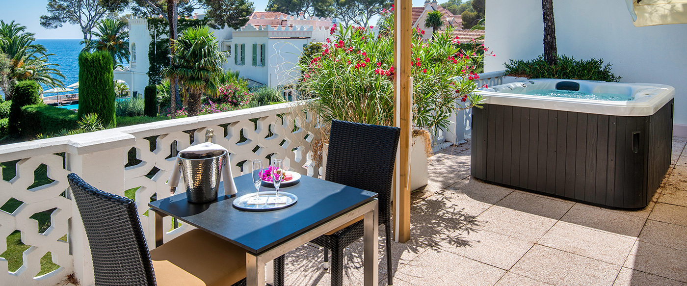 Hotel La Villa Saint Raphael