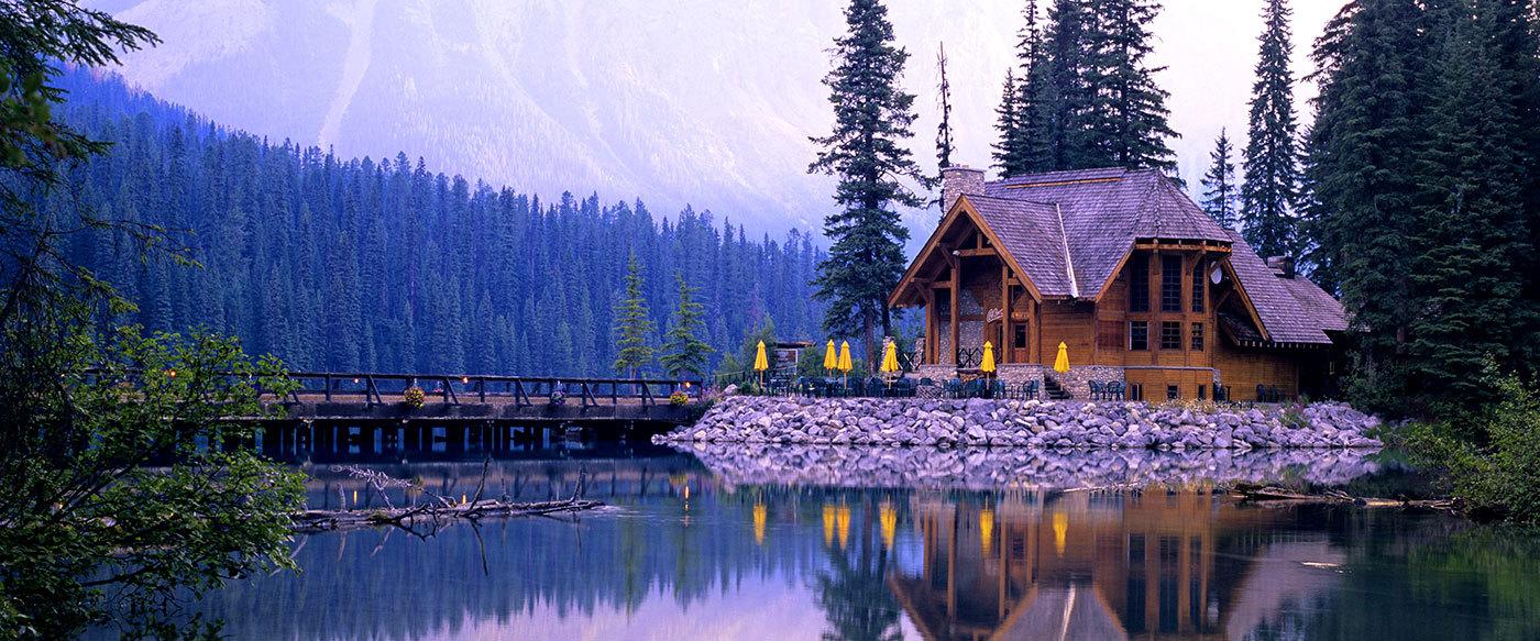 Emerald Lake Lodge British Columbia Resort Hideaway Report