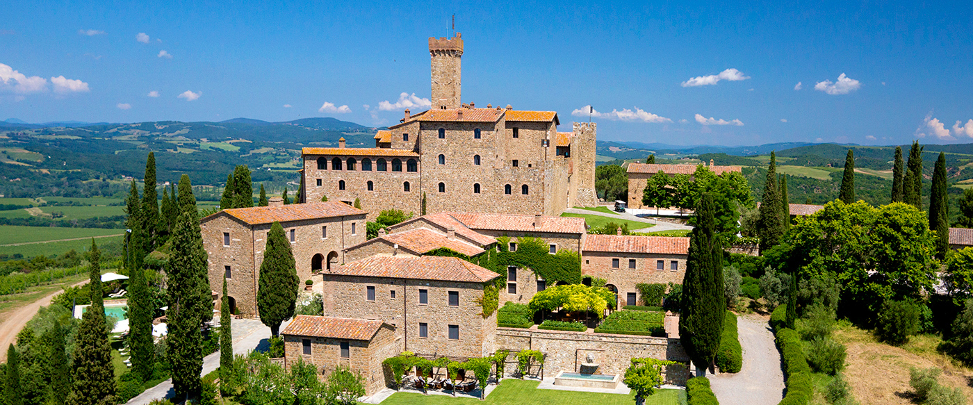 Castello Banfi - Il Borgo | Luxury Hotel in Tuscany Italy