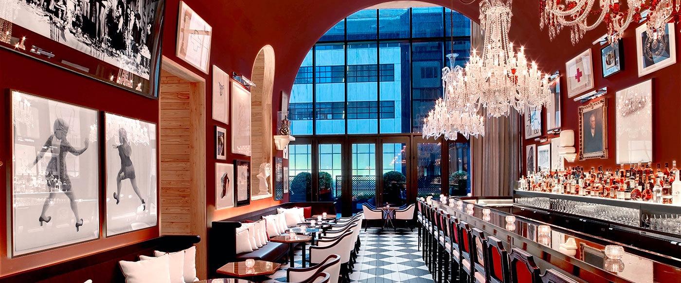 Baccarat Hotel New York City Hotel Hideaway Report