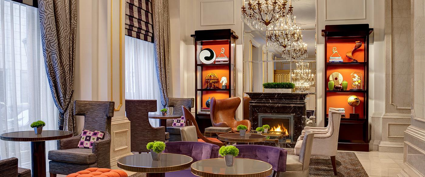 The St Regis New York New York Landmark Hotel