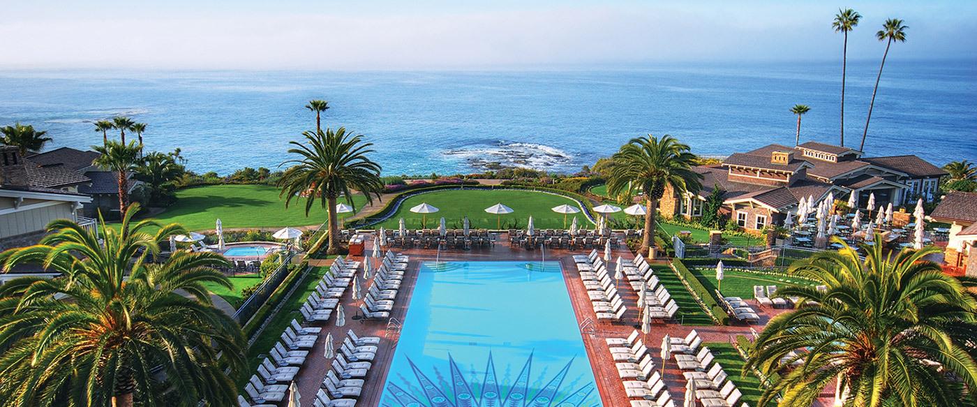 Montage Laguna Beach Luxury Hotel In Newport California