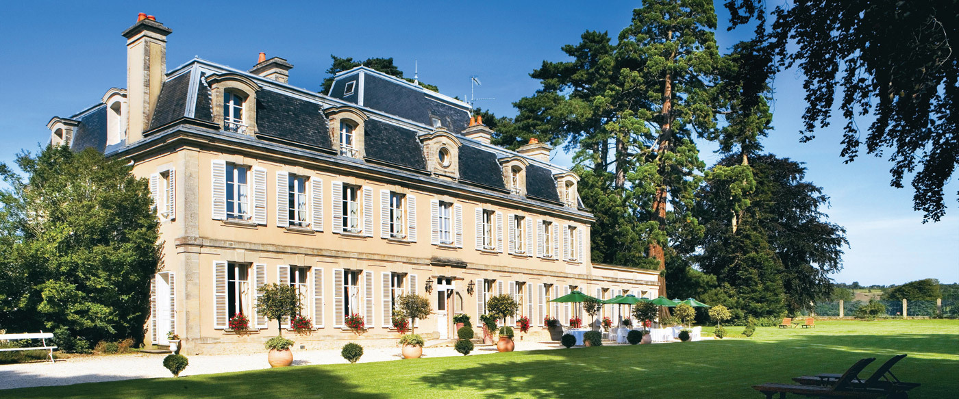 La Cheneviere Normandy Chateau Hotel Hideaway Report