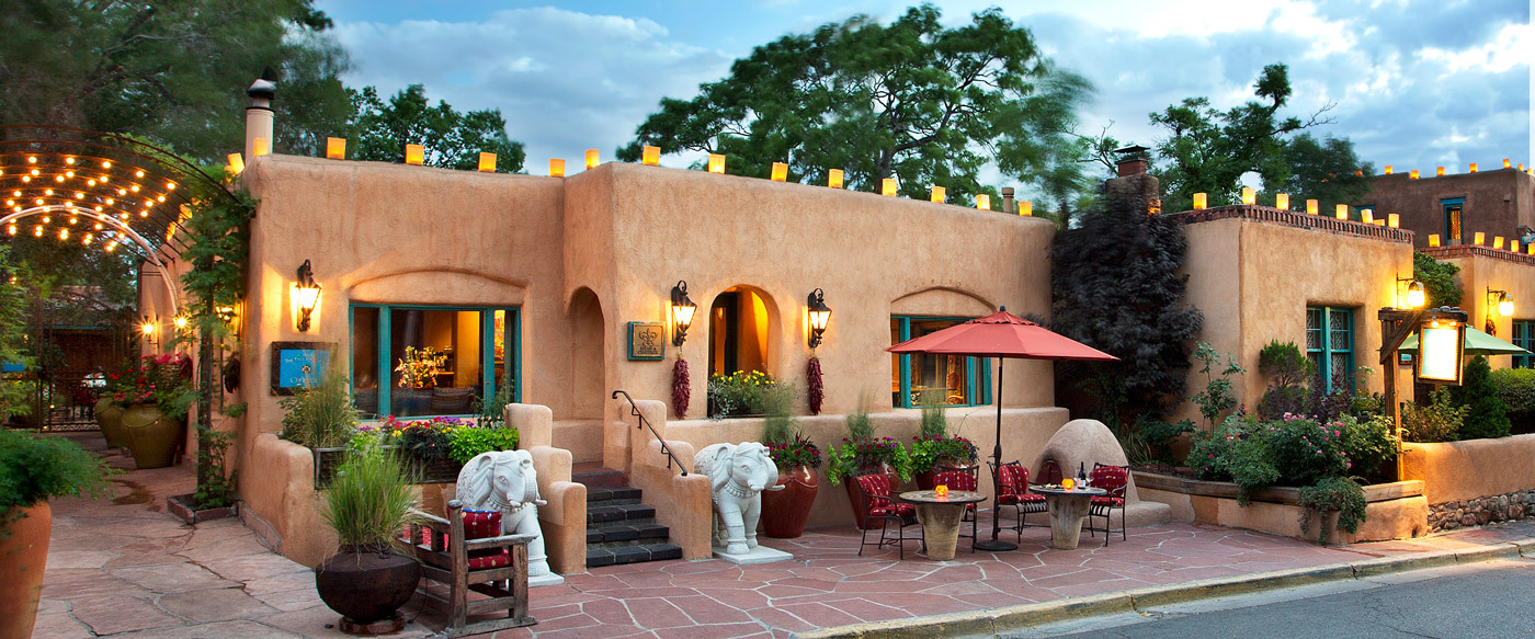 The Inn Of The Five Graces Luxury Hotel In New Mexico